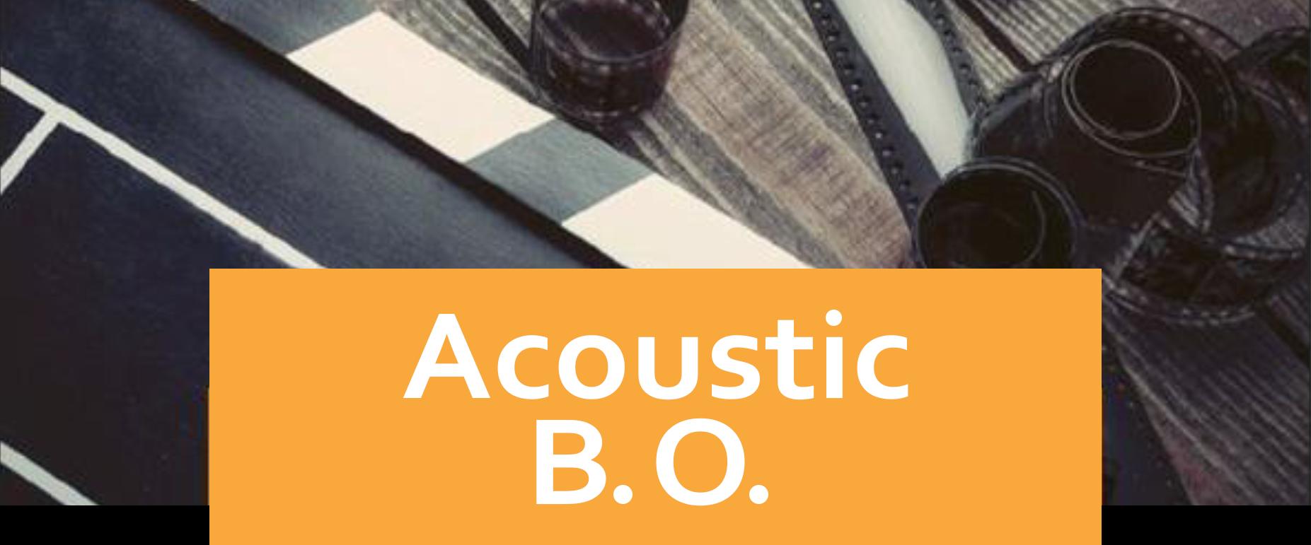 Acoustic BO
